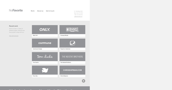 This Week's Top 10 Web Design #17