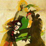 Inspirational Superhero Poster