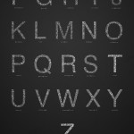 The World Font - Typography Studies