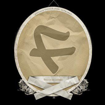 Typographic Alphabet