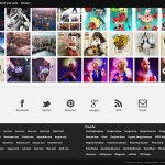 The featured images