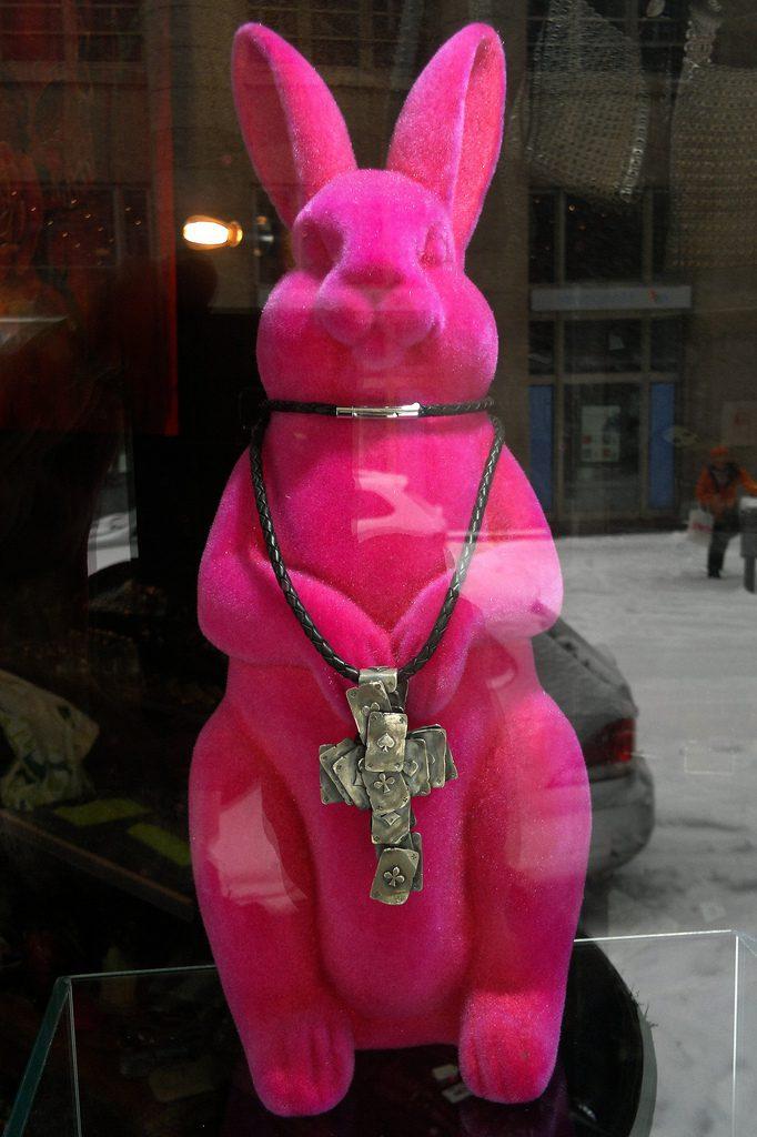 Habemus Bunny