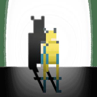 Pixel Superheroe