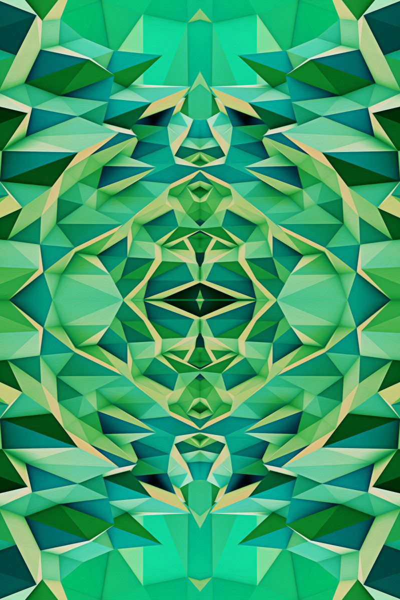 Symmetrical Wallpapers By Billy Harris