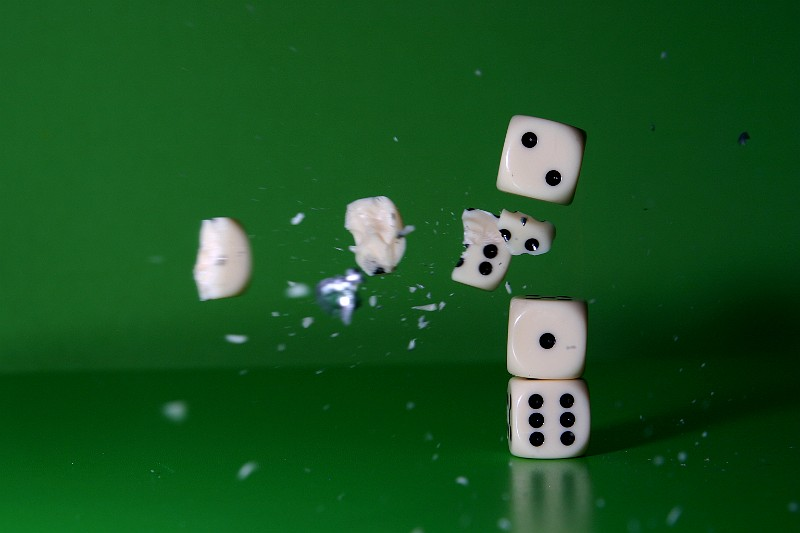 Photography: High-Speed Bullets