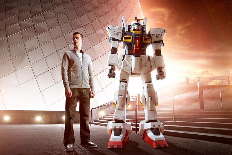 7FT Gundam