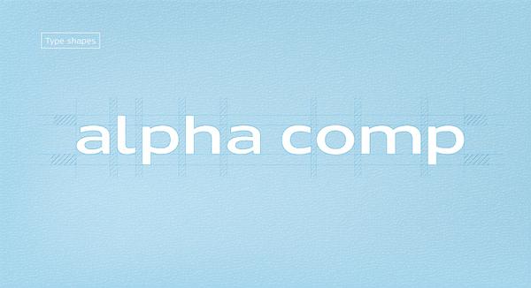 Brand Identity: Alpha Comp