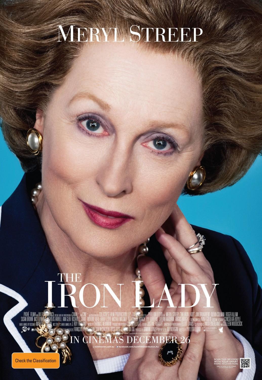 Movie Poster: Iron Lady
