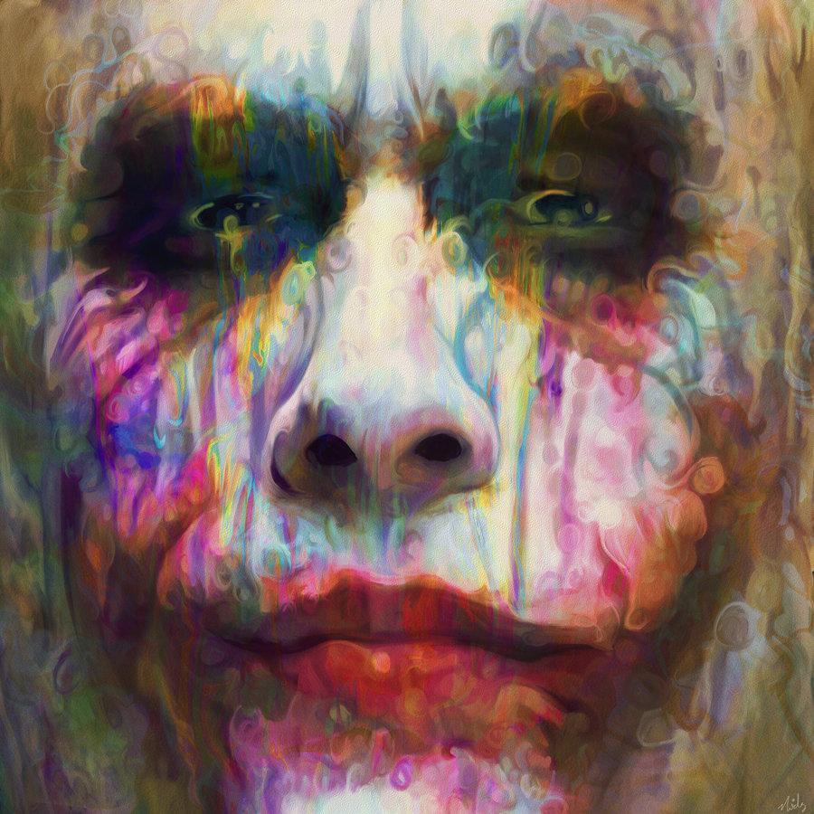 Colorful Portraits