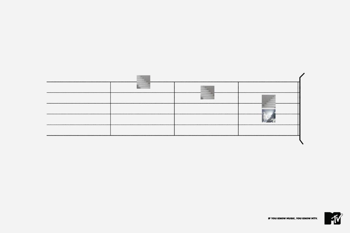 Creative MTV Ad