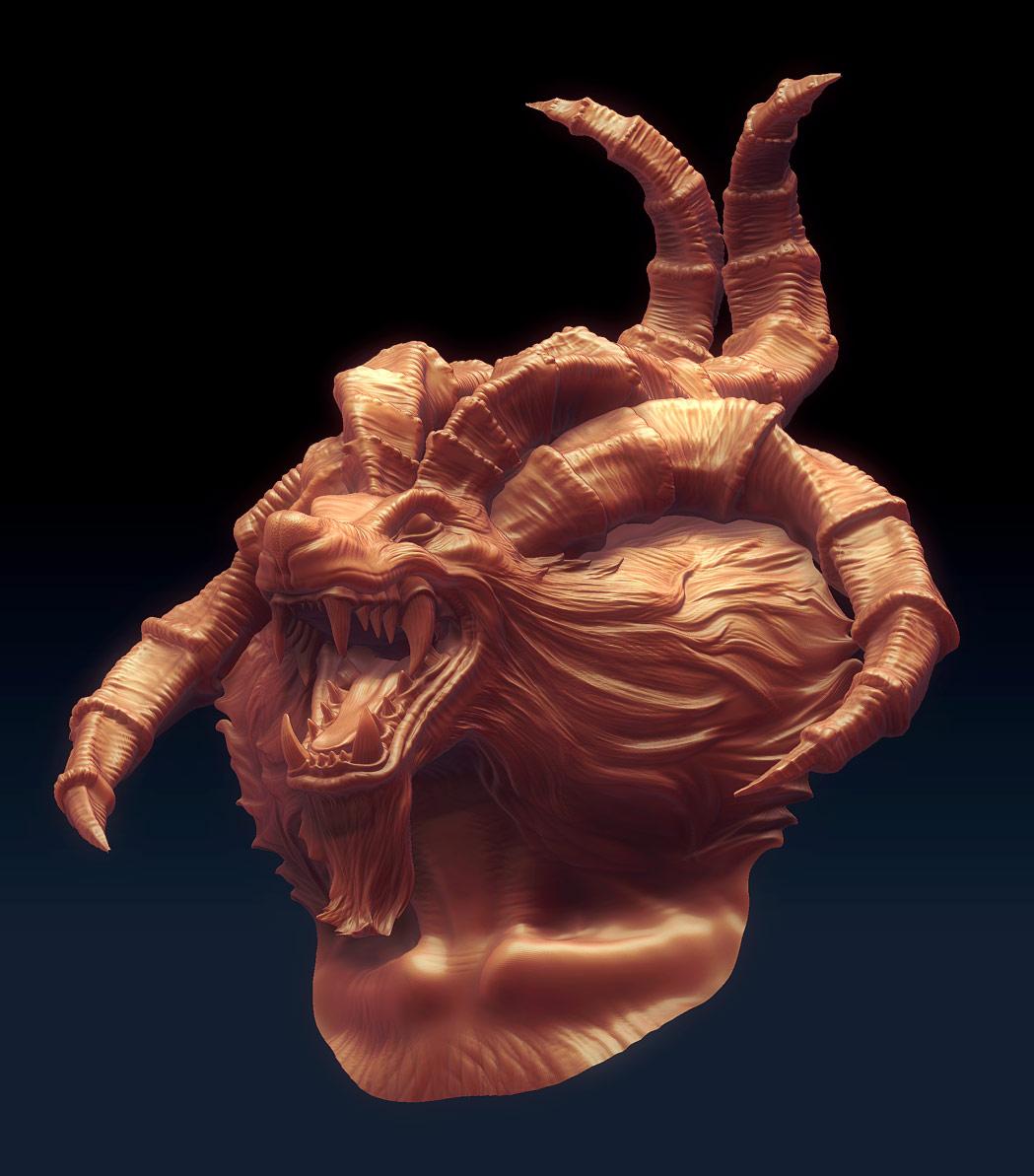 Impressive 3D Work