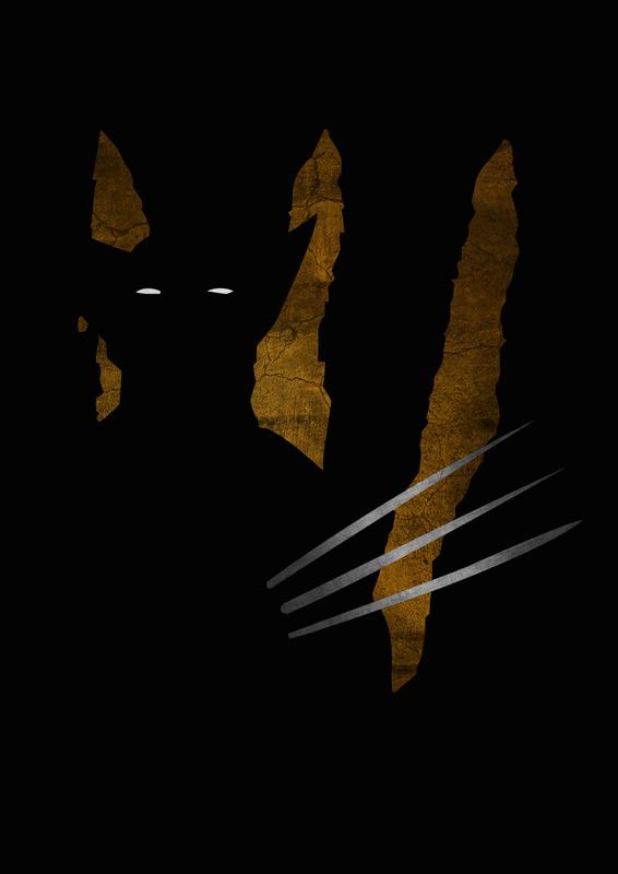 SuperHeroes Shadows