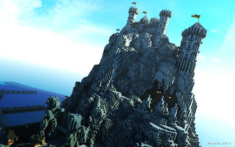 Game of Thornes in Minecraft