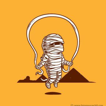 Funny Illustration